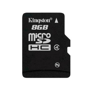 Memoria SD KINGSTON (SD4/8GB)