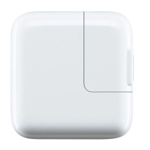 Adaptador APPLE 12W USB for iPad (MD836E/A)