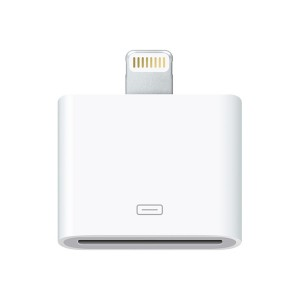 Adaptador APPLE Lightning To 30-Pin (MD823ZM/A)