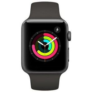 Apple Watch Sport S3 42MM Space Gray (MR36LL/A)