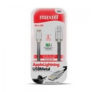 Cable Maxell APP-LTHR...