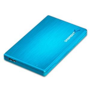 Caja Externa EC-ALBL 2.5 SATA USB 3.0 Azul