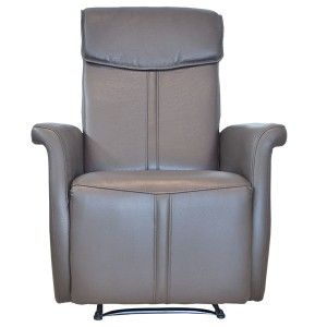 Sofá Reclinable en Leather STARKEN (F9301 #808)