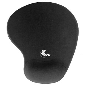 Mouse Pad Gel Negro...