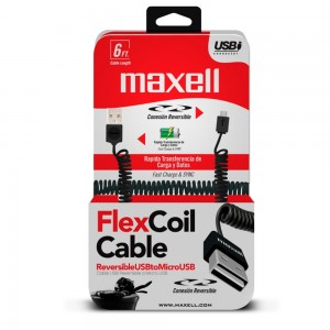 Cable Maxell MUSB-333...