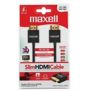 Cable HDMI ULTRA SLIM 1.4V 3FT HDMI700 (347243)