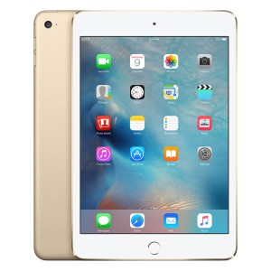 Apple iPad Mini 4 WI-FI 128GB Gold (MK9Q2CL/A)
