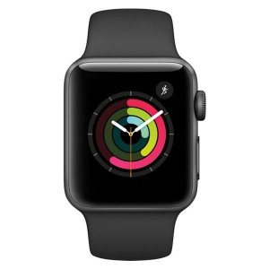 Apple Watch Sport 38MM  S2 Space Gray (MP0D2LL/A)
