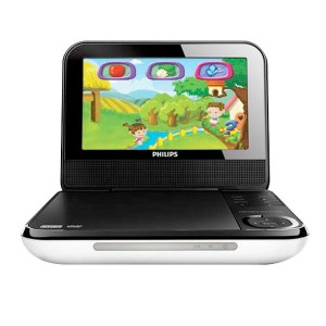 DVD Player PHILIPS 7'' LCD (PD703/37)
