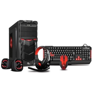 Case XTECH Power Gamer Kit  XT-GMR-E (CS710XTK01)