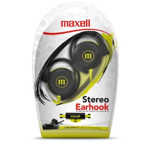 Earphones Maxell...