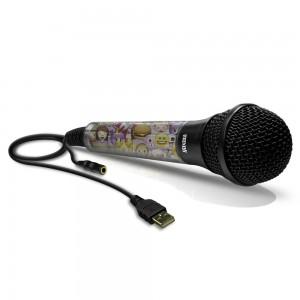 Micrófono Maxell...