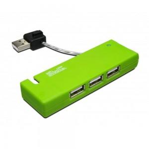 Hub Klip USB 4...