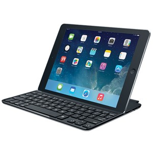 Teclado Ultradelgado y Cover para iPad Air