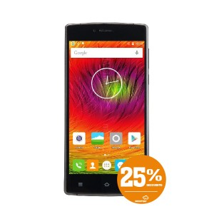 Smartphone CUBOT S600 Android 5.1, Negro