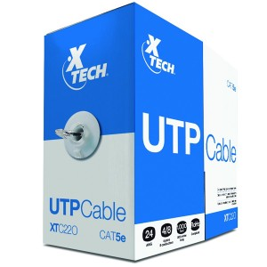 Cable P/Red UTP...