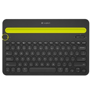 Teclado K480 Bluetooth...