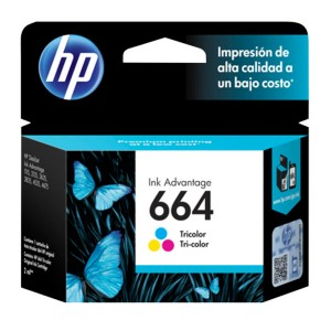 Cartucho HP Color (F6V28AL)