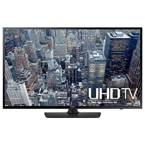 Televisor SAMSUNG LED 40'' Smart (UN40JU640D)