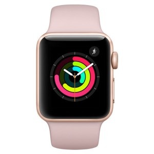 Apple Watch S3 38MM Gold /Pink MQKW2LL/A)